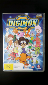 Digimon: Season 1 - DVD SET (54 Episodes)