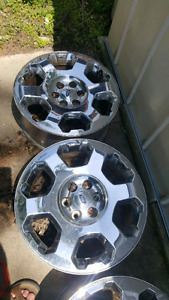 2009 to 2014 Ford f150 rims with tpms