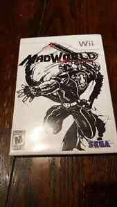 Mad World  for Nintendo wii Kitchener / Waterloo Kitchener Area image 1