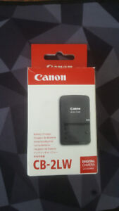 Canon CB-2LW Charger (new in box)