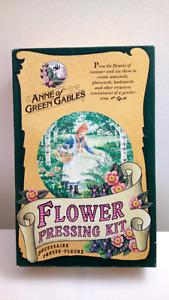 Vintage Anne of Green Gables Flower Press Kit