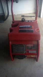 5500 Watt Generator for sale