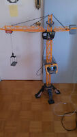 Kid Galaxy Giant Crane, Motorised,Complete And Funtional