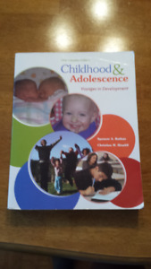 Childcare and Education Books for Sale