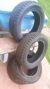 4 Hankook iPike RSV Winter Tires  Cambridge Kitchener Area image 1