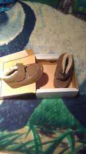 Baby shoes size 6 never worn