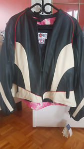 Women's Joe Rocket motorcycle jacket XL
