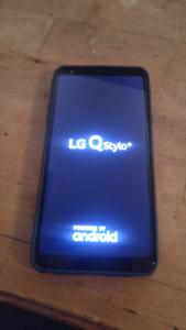 LG Q stylo+