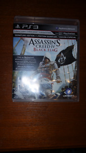 ASSASSIN'S CREED 4 SPECIAL EDITION FOR PS3