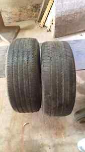 2 michelin tires 225 60 16