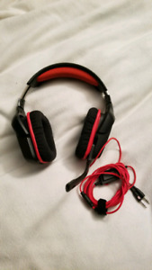 Casque decoute logitech g230