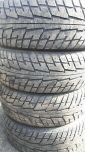 R17 225-65 WINTER TIRES