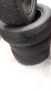 TOYO Summer Tiers... 4 new summer tires 205/55/R15