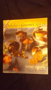 indian cuisine cookbook