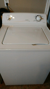 Moffat washer and Kenmore dryer