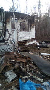 Lady and family lost everything in house fire in the Sylvestor,A