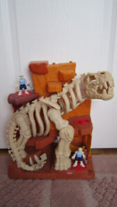 Fisher Price Imaginext LOST CREATURES PLAYSET N6225