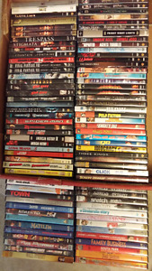Great DVDs (Blu-Rays in my other ads)