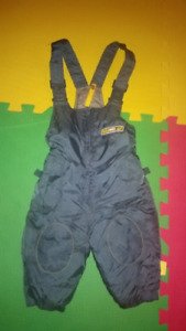 Baby roots snowpants unisex boy or girl