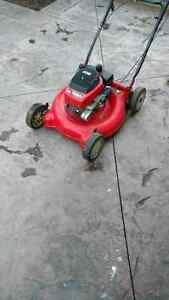 Mastercraft Tecumseh lawnmower