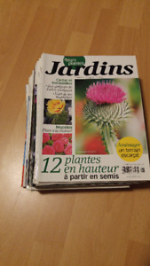 FLEURS PLANTES JARDINS