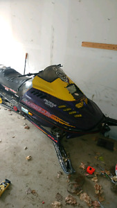 1996 skidoo formula 3 plus 1000 cash !!!!!