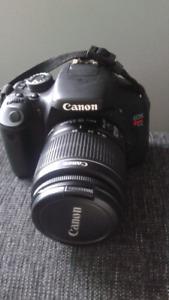 Canon Rebel T3i/sac de transport