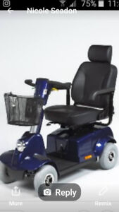 Large scale Scooter for sale, largest in class, gently used