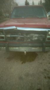 Wanted 91 dodge d250 radiator