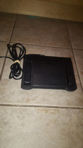 Infinity IN-USB-1 USB Computer Transcription Foot Pedal- Preown