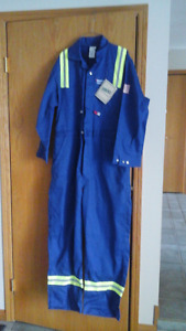Indura Flame Resistant Coveralls