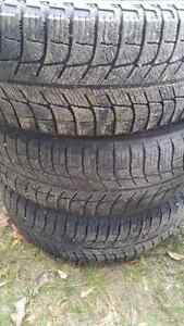 Ford focus winter rims and tires