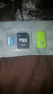 BRAND NEW 128GB MICRO SD CARD