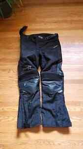 RST Leather Motorcycle Jacket and Pants