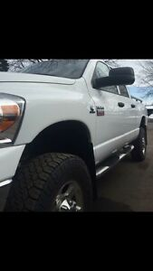 2008 Dodge Ram Cummins manual trans