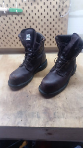 Men's Red Wing Steel Toe Work Boot size 11