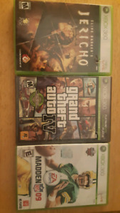 New Xbox 360 games & wireless controller