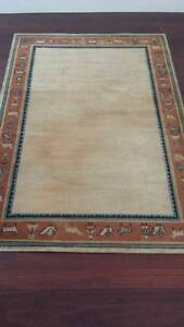 Wool rugs (two sizes available) - one small, one large Lilyfield Leichhardt Area Preview