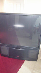 !!!QUICK SELL!!! 52' RCA Projector TV