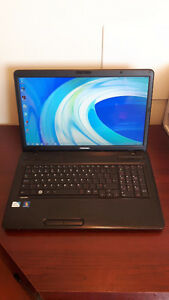 Toshiba laptop - 640 gb