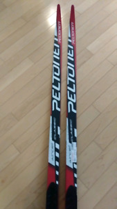 Olympic carbon fiber x-country ski - brand new never used