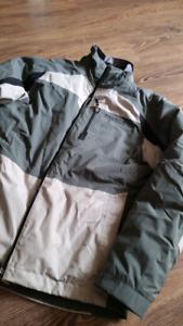 Mens M Wind River 3in1 winter coat