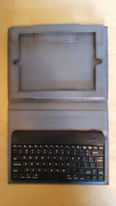 Case with Bluetooth Keyboard for Tablet (Apple or Android)