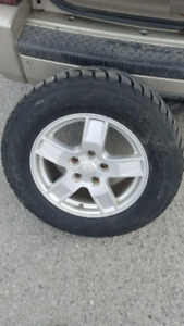 5 Mags JEEP 5x127