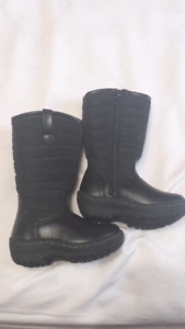 Toddler fall boots