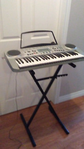 Electric Piano with stand