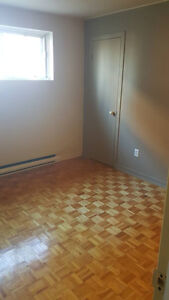Montreal-Nord  basement 3 1/2 for rent