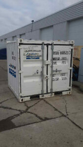 FS: 6ft x 6ft Big Steel Box Shipping Sea Can Container