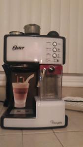 Oyster espresso machine