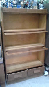 Barrister Bookcase Made in Canada